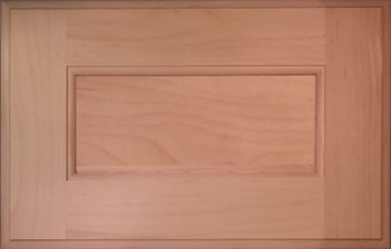 DTDF 1014HZF - Drawer Front - Plywood Hard Maple