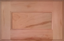 DTDF 1014HZW - Drawer Front - Plywood Paint Grade Maple