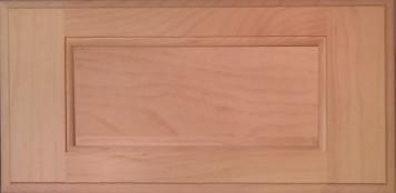 DTDF 1014HZ - Drawer Front - Plywood Hard Maple