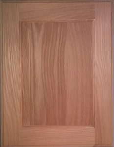 DFP 1010 - White Oak - Solid Wood