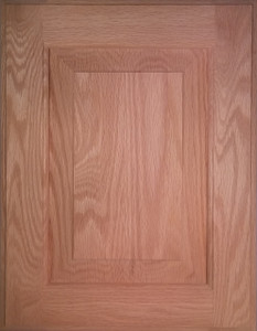 DRP 1010 - Solid  Red Oak