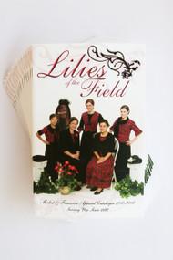 Last Printed Catalogue