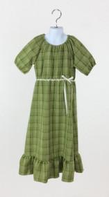 Lime Green Elizabeth's Dress