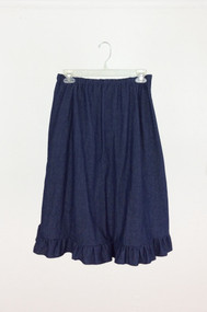Ladies Denim Kara's Skirt