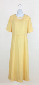 Ladies Yellow Simple Elegance