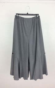 Ladies Gray Culottes
