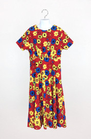 Girl's Bright Cheery Dress