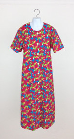 Girl's Bright Butterfly Dress