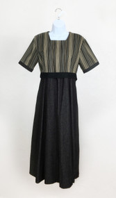 Ladies Denim Stripes Dress (S)