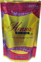 Hemani Natural Brown Henna Powder with Rose 150g
