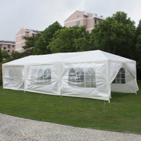 10' x 30' Canopy Party Wedding Outdoor Tent Gazebo