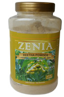 200g Zenia Aritha Reetha Powder Bottle 100% Natural