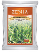Zenia Pure Henna Powder 2015 Crop