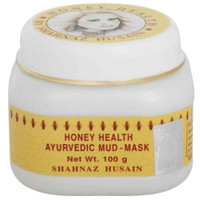Shahnaz Husain Honey Health Ayurvedic Mud Mask 100gm