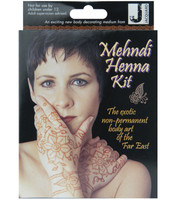 Mehndi Temporary Henna Tattoo Kit