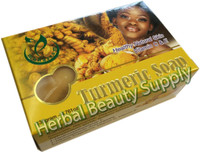Turmeric Soap 135g for natural glowing and fair  skin