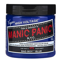 Manic Panic Bad Boy Blue Classic Hair Dye 4 Oz