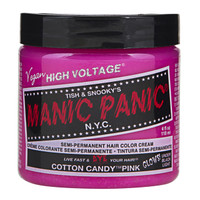 Manic Panic  Cotton Candy Pink Classic Semi-Permanent Hair Dye Color Cream 4 Oz