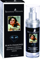 Shahnaz Husain Black Diamond Advance Formula Skin Regenerating Serum, 40 ml