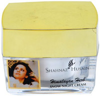 Shahnaz Husain Himalayan Herb Snow Night Cream
