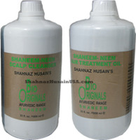 Shahnaz Husain Neem Hair Loss Control Kit