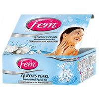 Fem Queen's Pearl Facial kit 300 gms