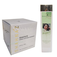 Shahnaz Husain Skin Treatment Pack Kit (Shableach & Shaface)