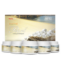 Aryanveda 6 pc Pearl Facial Kit - Skin Whitening