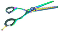 professional Single Stranded Hair Thinning Shears