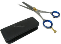 "6.5"" Professional Single Stranded Hair Thinning Shears Scissor 42JTH1B"