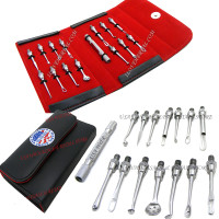 15 piece blackhead extractor tool kit