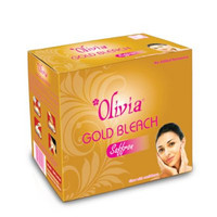 Olivia Professional Gold Skin Bleach with Saffron 325g