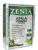 100g Zenia Pure Amla Powder Box