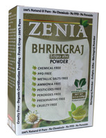 100g Zenia Bhringraj Powder Box
