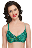 Organic Antimicrobial Side Support Bra ISB026B