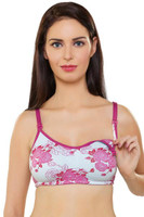 Organic Antimicrobial Soft Nursing Bra IMB004C