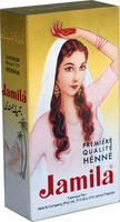 Jamila Henna Powder for Hair 2020 CROP