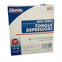 dukal tongue depressors