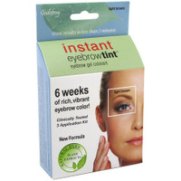 godefroy instant eyebrow kit light brown