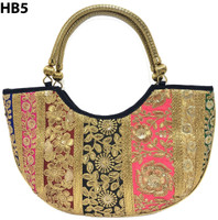 Handcrafted Indian Bags Purses