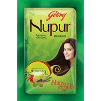 Godrej Nupur Natural Henna for Hair 400g