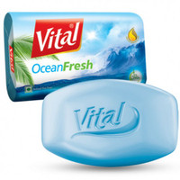 Vital Ocean Fresh Soap Bar Perfume Free Alcohol Free Halal