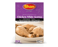 Shan Chicken White Korma 40 Grams