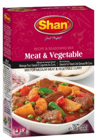 Shan Meat & Vegetable Seasoning Mix 100 Grams