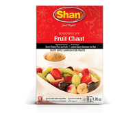Shan Fruit Chaat Seasoning Mix 50 Grams