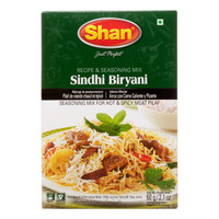 Shan Sindhi Biryani Seasoning Mix 60 Grams