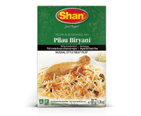 Shan Pilau Biryani Seasoning Mix 50 Grams