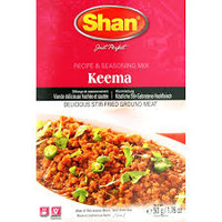 Shan Keema Seasoning Mix 50 Grams