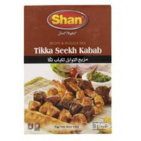 Shan Tikka Seekh Kabab Seasoning Mix 50 Grams