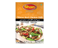 Shan Chinese Beef/Chicken Chilli Oriental Seasoning Mix 50 Grams